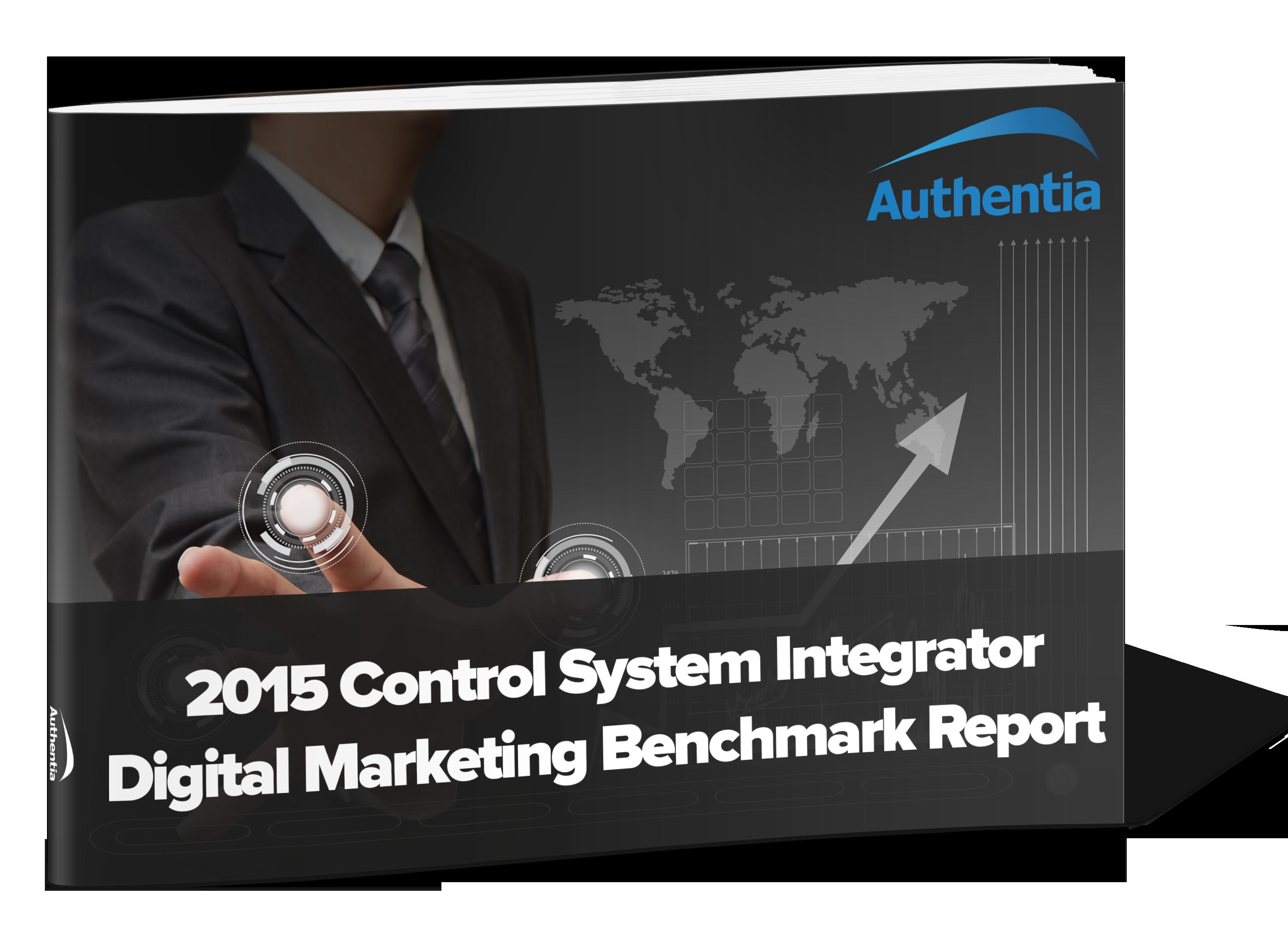 2015 Control System Integrators Digital Marketing Benchmark Report